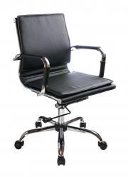 Кресло компьютерное CH-993-low Вивьен (Бюрократ) (Бюрократ)