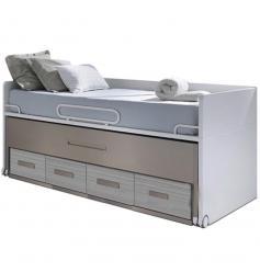 Данза Кровать для двоих детей D8654 (Дана)