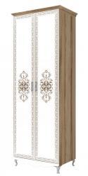 «Династия» Шкаф для одежды 2-х дверный (без карниза) 16 (Ижмебель)