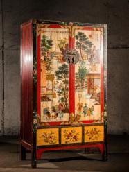 Шкаф BF-21173 KITAI$CHINA (Mobilier de Maison)