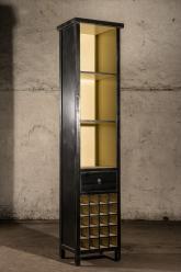 Винный шкаф BF-21133 Гуй-Гао-Цзя KITAI$CHINA (Mobilier de Maison)