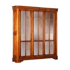 """Шкаф для книг """"Луи Филипп ОВ 26.01"""" (Фёнэча-Арт)"""