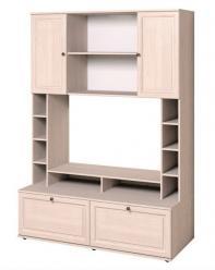 Montpellier (гостиная) Шкаф МЦН 1 (Глазов-мебель)
