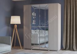 Шкаф 4-х дверный 4-5200 Амели (Гранд Кволити)