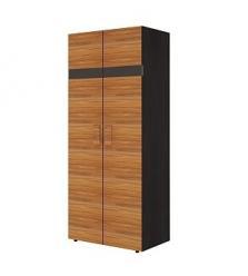 "Шкаф для одежды 1. Фасад ""Палисандр"" (Глазов-мебель)"