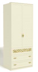 Ливадия Л2 Шкаф для одежды штанга, 1 полка (Заречье)