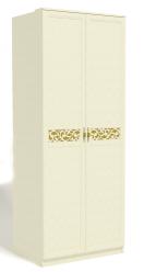 Ливадия Л5 Шкаф для одежды штанга, 2 полки (Заречье)