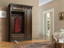 """Прихожая """"Благо 5"""" Б5.1 дверь справа (Мебель Благо)"""