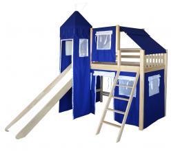 Кровать-чердак игровая Рыцарь-5 (Мебель-Холдинг)