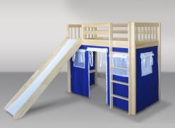 Кровать-чердак игровая Трубадур-1 (Мебель-Холдинг)