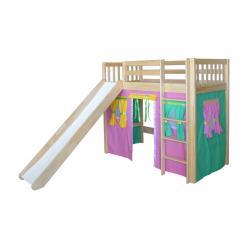 Кровать-чердак игровая Трубадур-2 (Мебель-Холдинг)