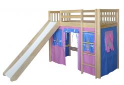 Кровать-чердак игровая Трубадур-3 (Мебель-Холдинг)