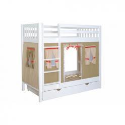 Кровать двухъярусная Галчонок (Мебель-Холдинг)