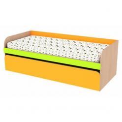Кровать детская Сити 4.3 с механизмом (Мебельсон)
