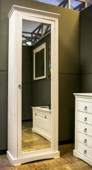Шкаф для обуви Д 7111-05 (с зеркалом) (Диприз)