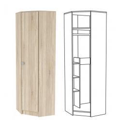 Глория2 107 Шкаф угловой (НИК Мебель)