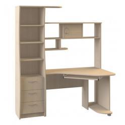 Компьютерный стол Комфорт 9 СКР (НИК Мебель)