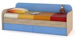 НИКА Детская кровать 424 (НИК Мебель)
