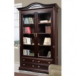 Книжный шкаф Паола БМ-2151 (БобруйскМебель)
