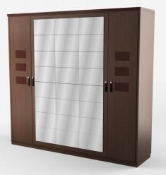 Шкаф 5-ти дверный «Петра» (УфаМебель)