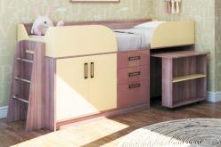 «Престиж-3» №35 Кровать многофункциональная (Кентавр 2000)