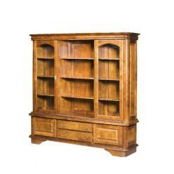Шкаф для книг П01Б Провинция (Лидская)