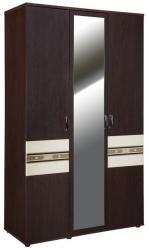 Шкаф трехдверный Ривьера 95.12 (Витра)