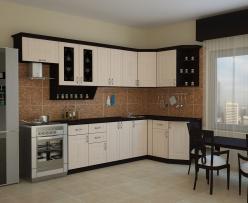 Угловая кухня Беларусь 3 (РОСТ)
