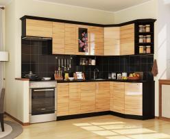 Угловая кухня Сакура 1 (РОСТ)