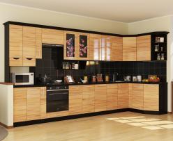 Угловая кухня Сакура 5 (РОСТ)