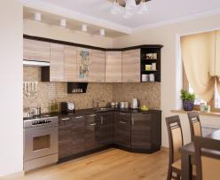 Угловая кухня Венеция 1 (РОСТ)