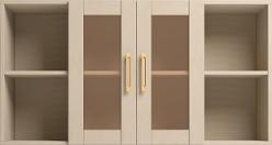 «Скандинавия-Люкс» Шкаф настенный 12 (Ижмебель)