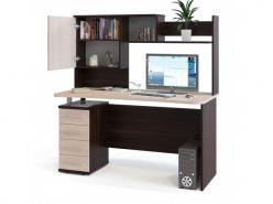 Компьютерный стол КСТ-105.1+КН-14 (Сокол)