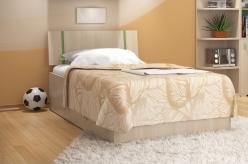 Вегас Модуль В12 Кровать с основанием (Заречье)