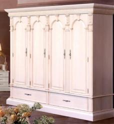 Шкаф для одежды Верона-24-1 М (береза) (Минскпроектмебель)