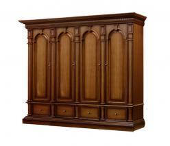 Шкаф для одежды Верона-24-1 М (дуб) (Минскпроектмебель)
