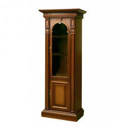 Шкаф-витрина Верона 6-1М (полки дерево),6М (полки стекло) (Минскпроектмебель)