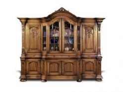 Шкаф комбинированный ГМ 5612Е серия Версаль (ГомельДрев)