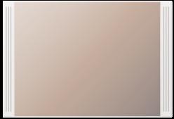 07 Зеркало настенное «Виктория» (Ижмебель)