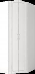 26 Шкаф угловой «Виктория» (Ижмебель)