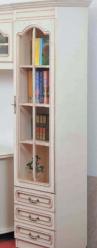 Вилия-М Шкаф 1 С (1ГС) (Вилейская мебельная фабрика)