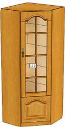 Вилия-М Шкаф 10 С, (10 С-01), (Вилейская мебельная фабрика)