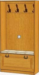 Вилия-М Шкаф комбинированный №5.3 (Р-43) (Вилейская мебельная фабрика)