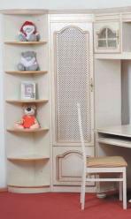Вилия-М Шкаф угловой 10Р (10ГР) (Вилейская мебельная фабрика)