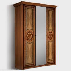 """Карина-1"" Шкаф 3-х дверный с зеркалом К1Ш1/3 (Ярцево)"