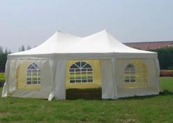 Большой шатер для выставок AFM- 054 [Белый] (Афина-мебель)