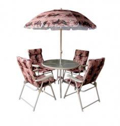 Набор мебели для пикника Набор складной мебели DS-109 (Афина-мебель)