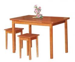 Обеденный стол со скруглением (Боровичи)