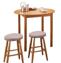 Обеденный стол Стол обеденный раздвижной с круглой крышкой (Боровичи)