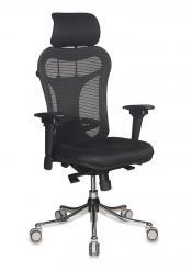 Кресло руководителя CH-999ASX [TW-11 Черный] (Бюрократ)
